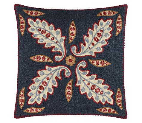 Hampnet heter bomullskudden från William Yeoward/Designers Guild, 50x50 cm, 880 kr.
