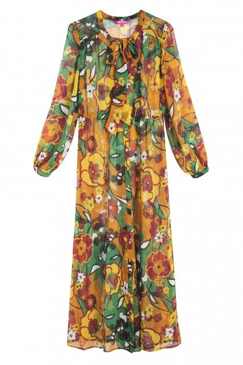 Långklänning, 499 kr. Indiska