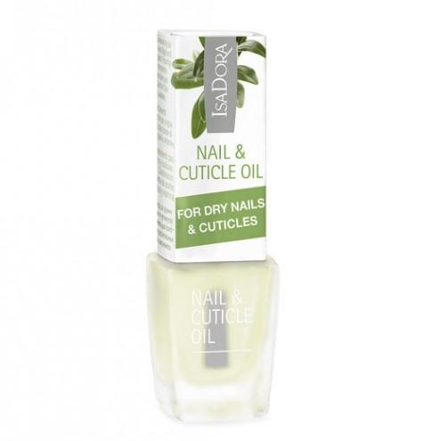 Budget  Nail & Cuticle Oil, ca 79 kr, Isadora.