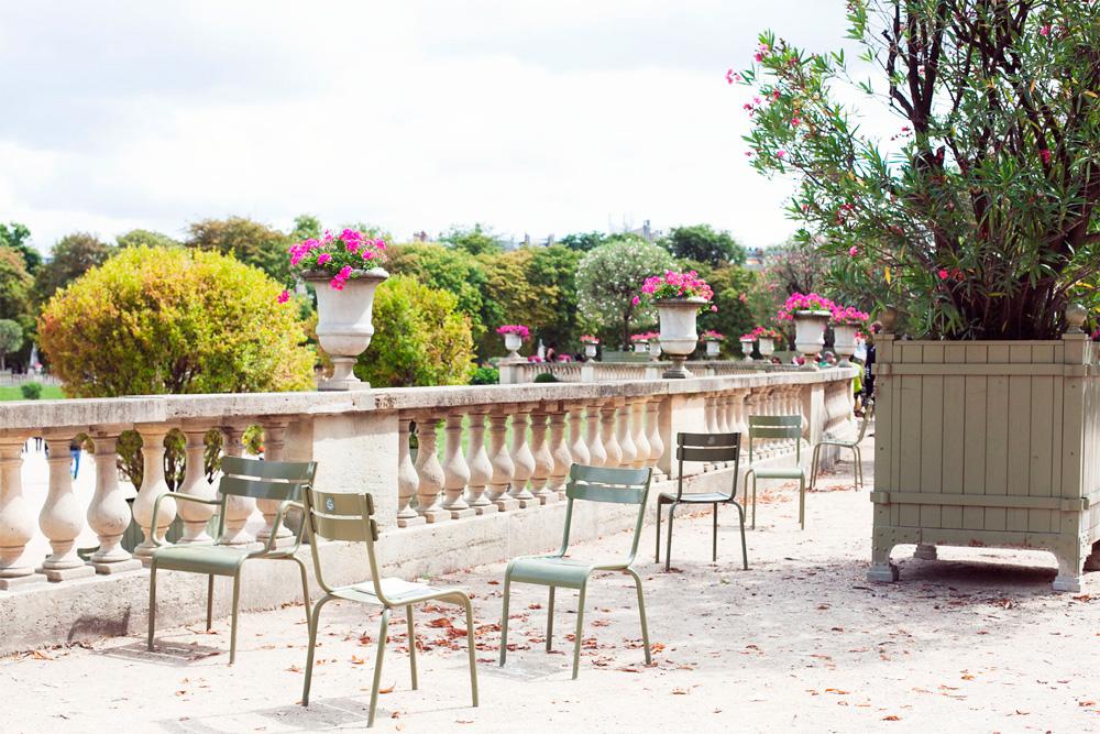 Miniguide till paris femina for Piscine jardin du luxembourg