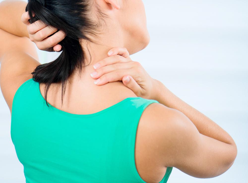 Sjukgymnastens tips – Slipp smärta i nacken  837dbd9f5c871