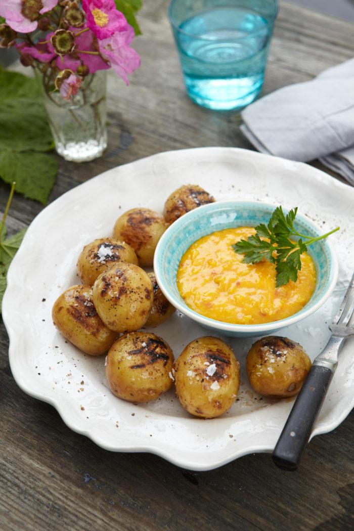 kan man göra potatisgratäng på färskpotatis