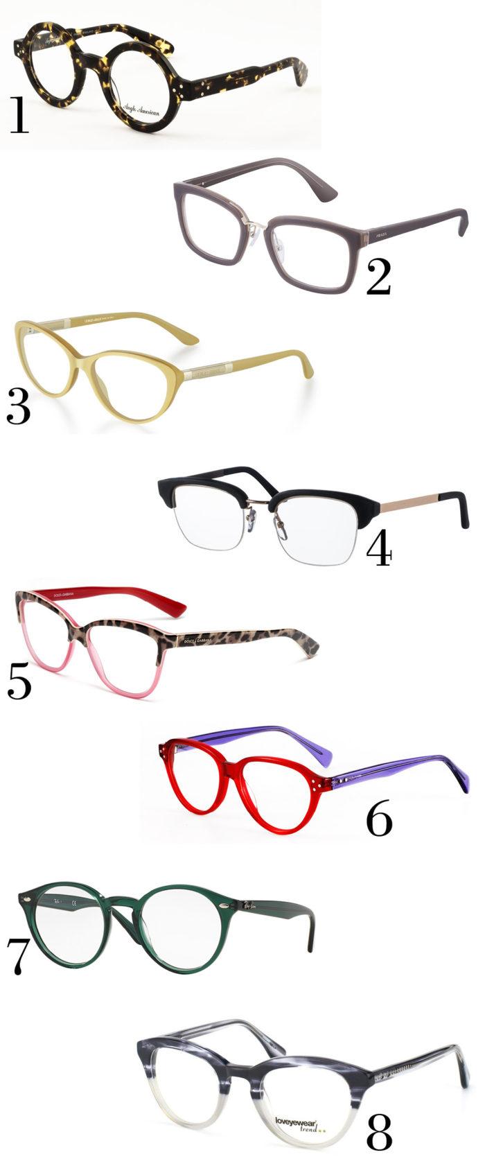 Trendiga glasögon  86673657a7dbc
