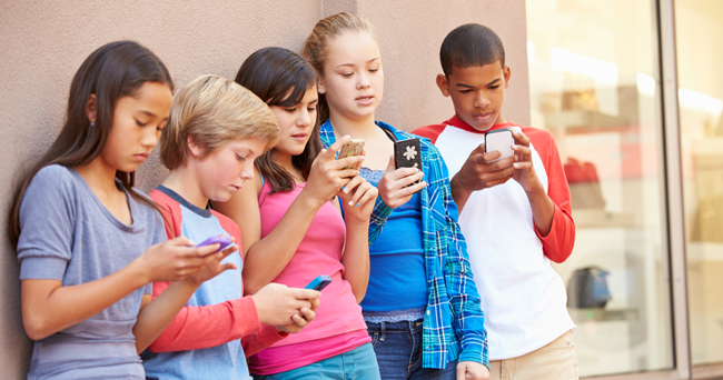 Barnmedtelefoner