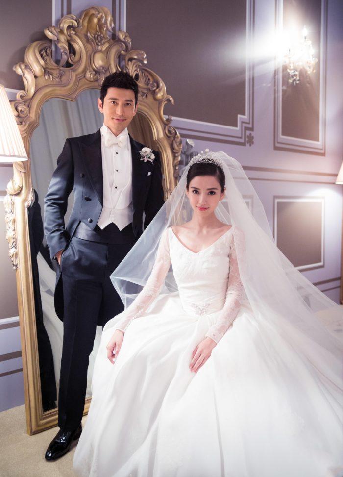 bc212f2135da Ett bröllop som gick på otroliga 249 miljoner kronor får oss att tro att  hennes specialdesignade Dior klänning, som tog 5 månader att skapa, ...