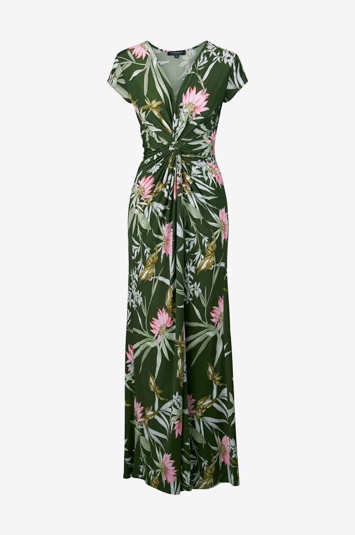 51bbe8cffc5e Blommig maxiklänning från Ilse Jacobsen, läs mer och köp den här.  (reklamlänk via Apprl)