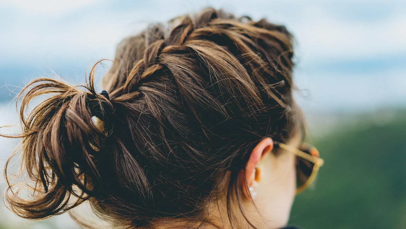 sveda i hårbotten
