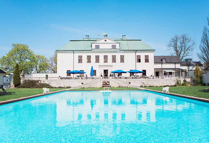 Сделайте экскурсию в Стокгольм - например, в замок Хэринге!