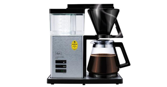 avkalkning kaffebryggare melitta hur gör man