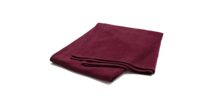 Unisex halsduk i kashmir från Soft Goat