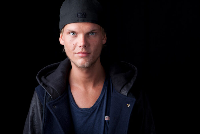 Tim Avicii Bergling dog 2018.