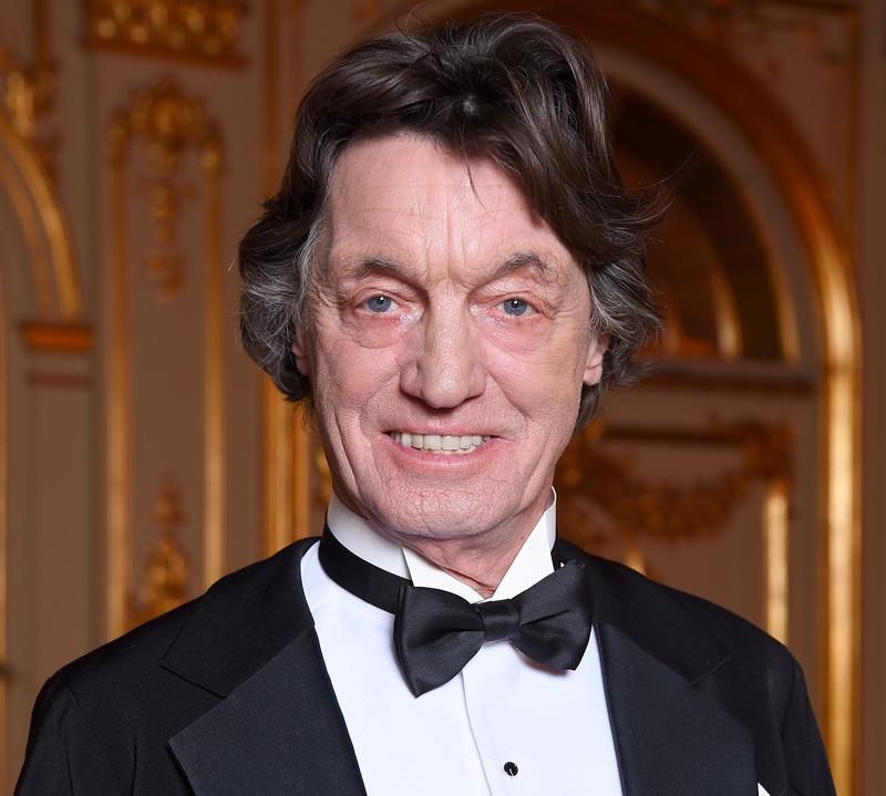 Johannes Brost dog 2018.