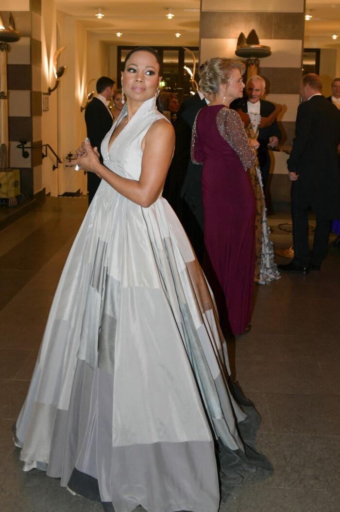 Alice Bah Kuhnkes klänning under Nobel 2018: Återanvända kläder