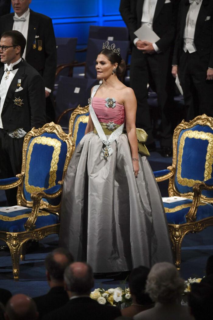 89da15b44402 Victorias succé på Nobel – hon satsade på återbruk!   Femina