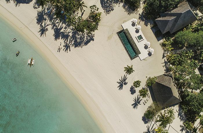 Privata ön Nukutepipi i Franska polynesian går att boka via Airbnb luxe