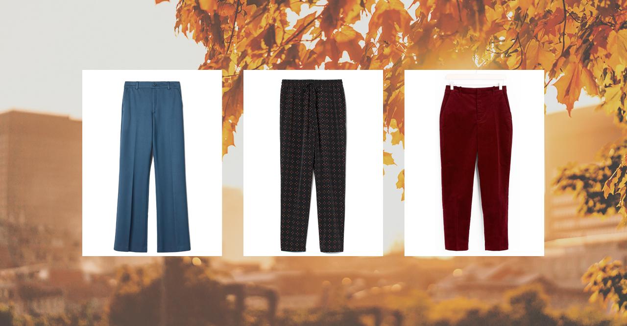 15 snygga favoritbyxor att bära hela hösten | Femina