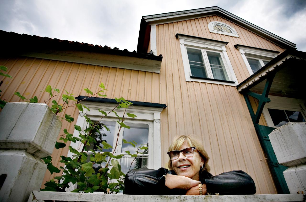 Bibi Andersson –en av de kändisar som gick bort under 2019.
