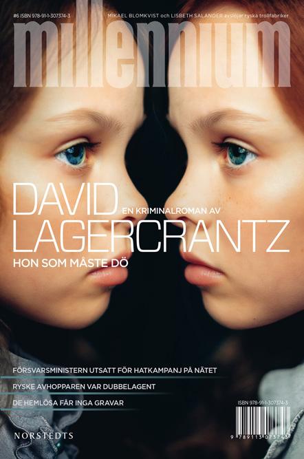 Hon som måste dö av David Lagercrantz