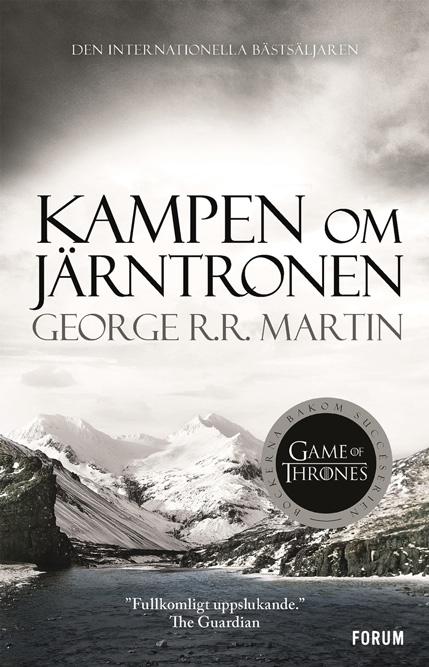 Kampen om järntronen av George R R Martin