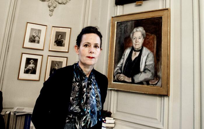 Sara Danius –en av de kändisar som gick bort under 2019.