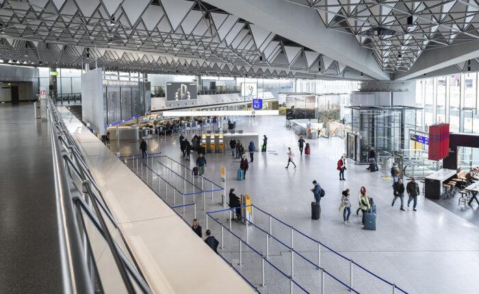 Frankfurts flygplats