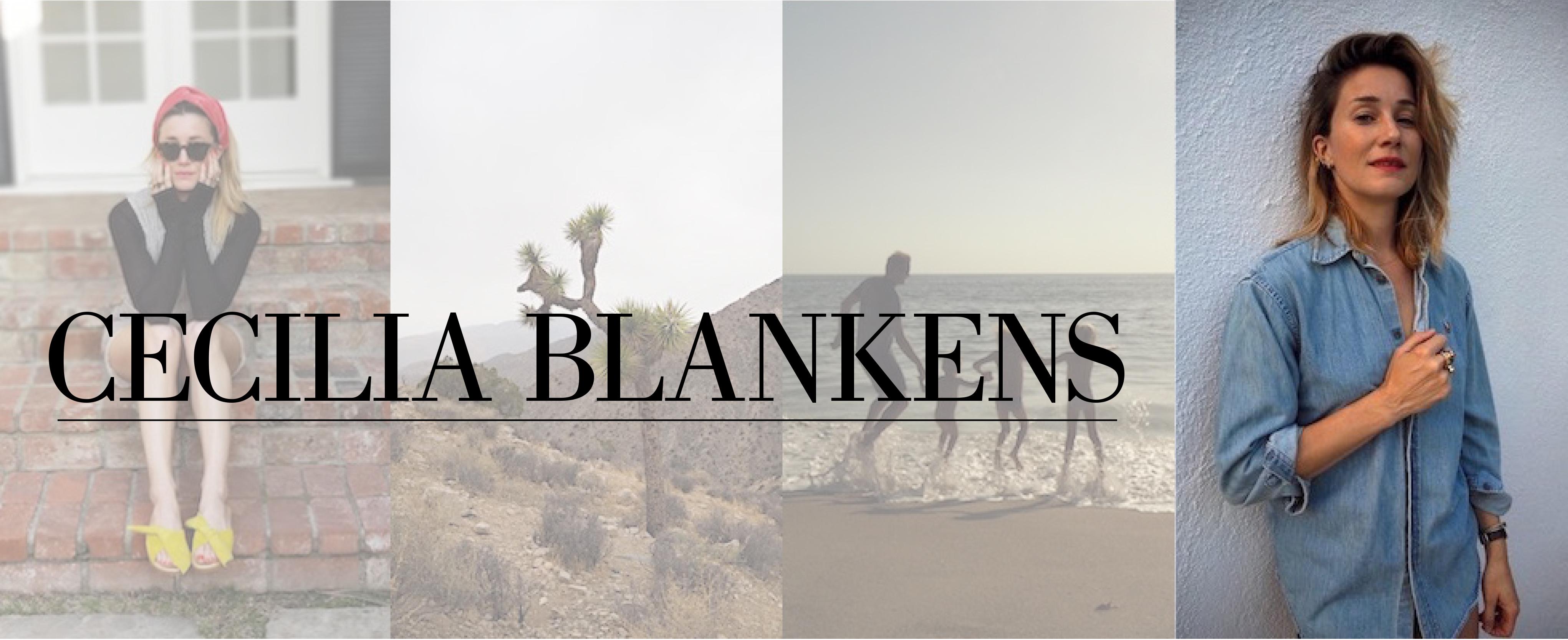 bild på Cecilia Blankens