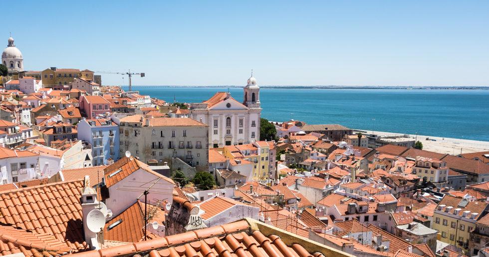 9 härliga hotell i Lissabon – nära till både strand och stad