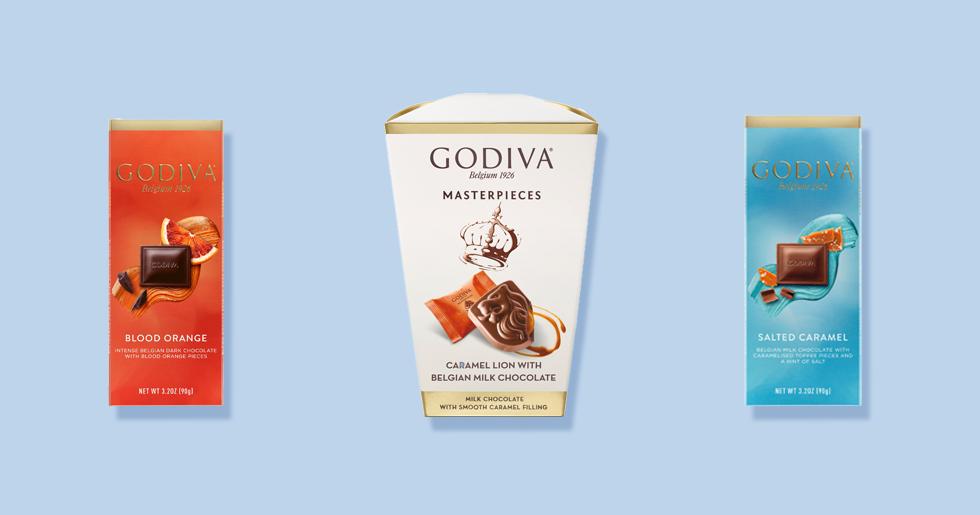 godiva choklad sverige