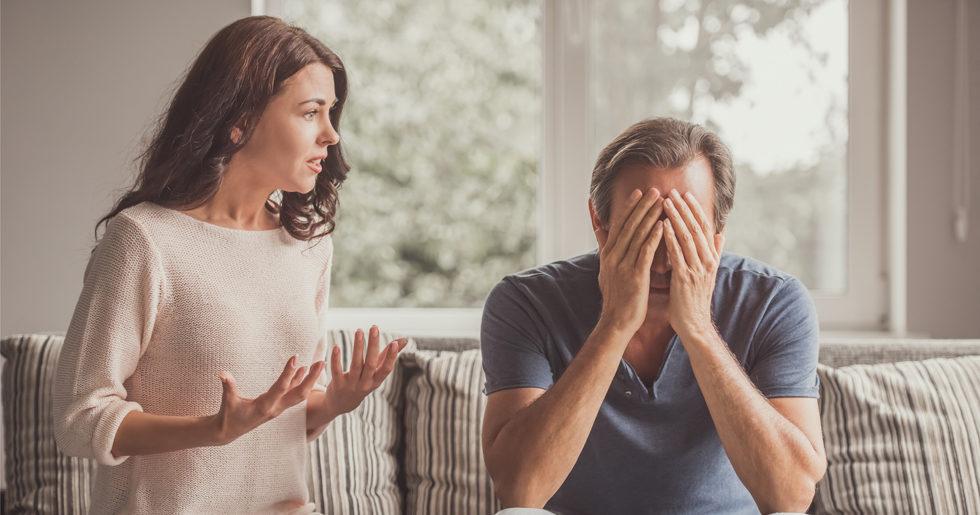 familjeliv relationsproblem