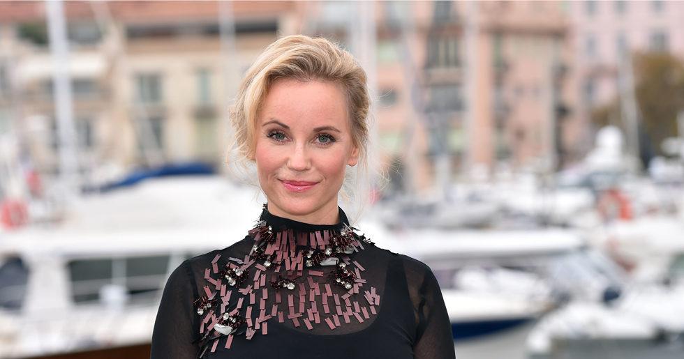 """Sofia Helin om tiden efter Bron: """"Nu kan jag göra mig hörd"""""""