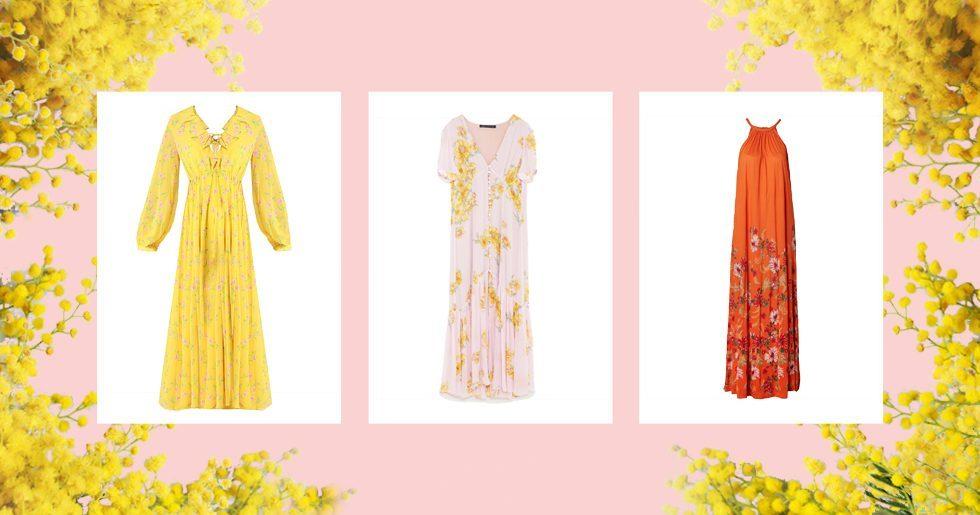 da90f2f52b8a 23 fina festklänningar att köpa till midsommar | Femina
