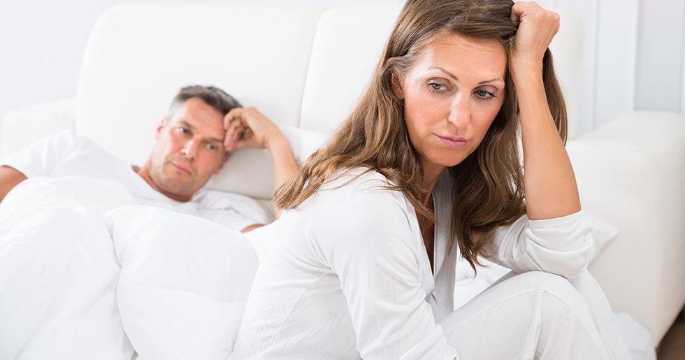 Tappad sexlust män