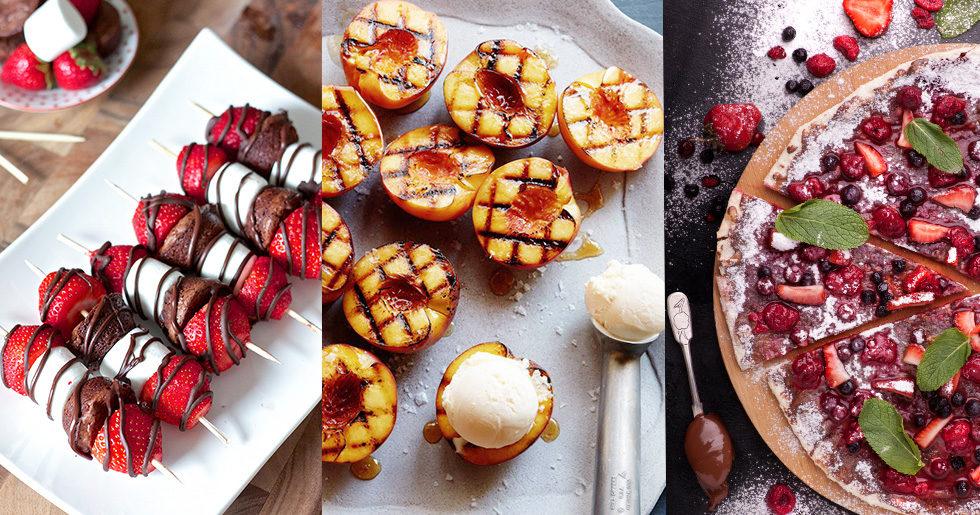 enkla goda desserter