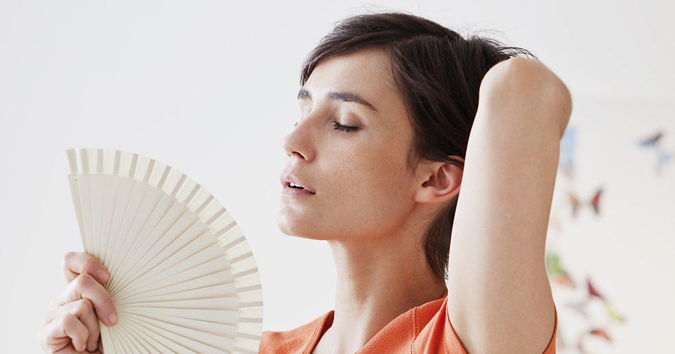 tips för att svettas mindre