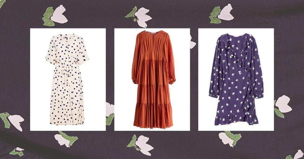 ab7b96088b21 15 snygga klänningar till hösten 2018 | Femina