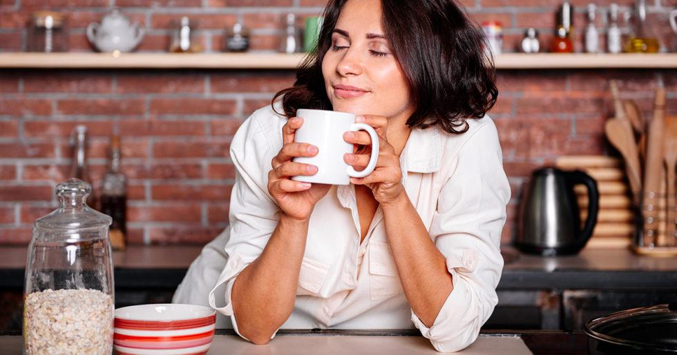 rengöra kaffebryggare bikarbonat
