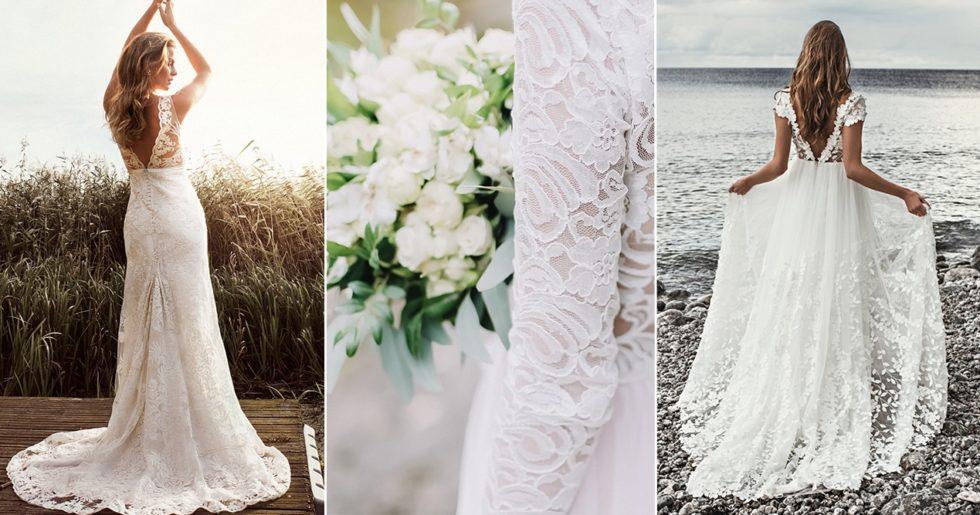 1405596fc43 Ska du gifta dig 2019? Här är 18 brudklänningar du kommer vilja ...
