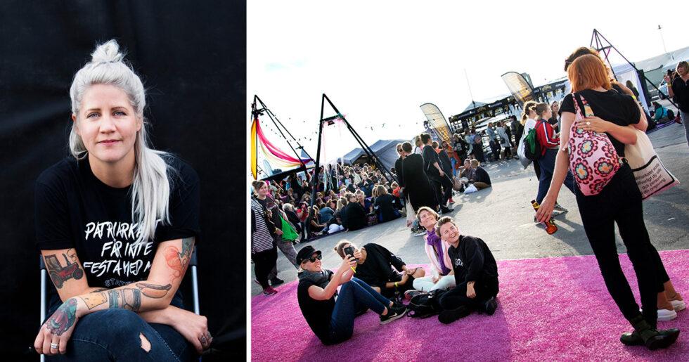 Mansfria festivalen Statement fälls för diskriminering  1e266eab5a32e