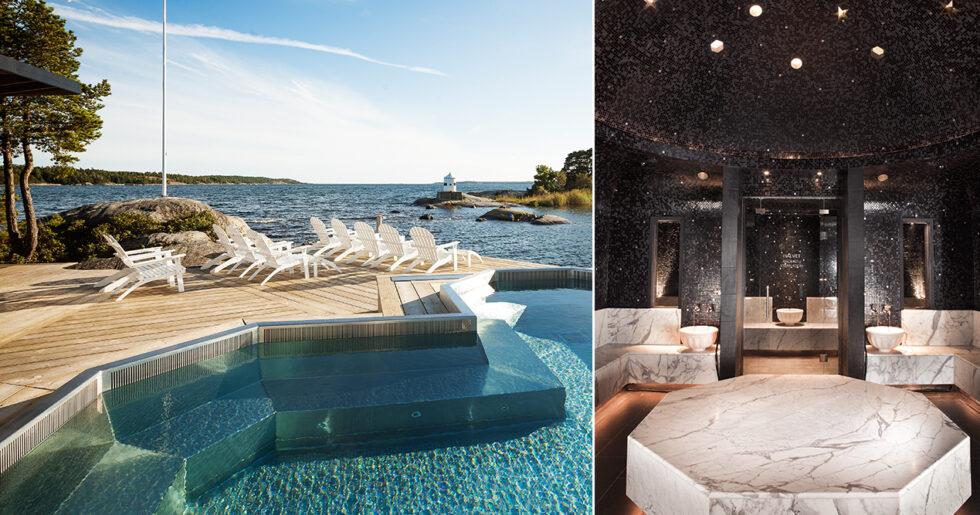 spa i närheten av stockholm
