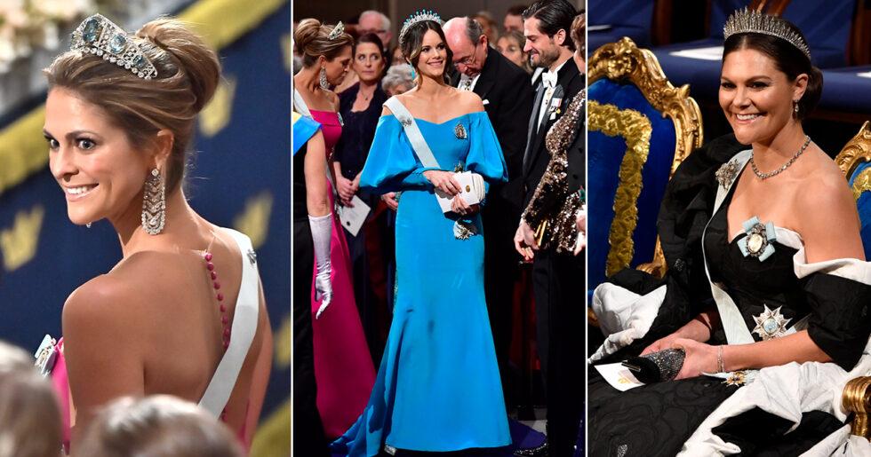 Kungliga klänningar nobel 2017   Femina