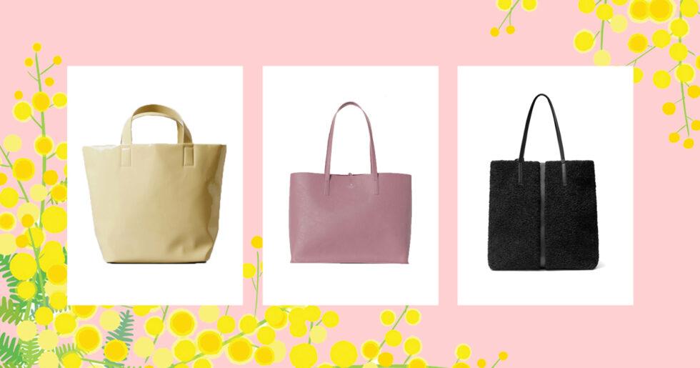 20 stora väskor som rymmer allt du behöver i vår | Femina