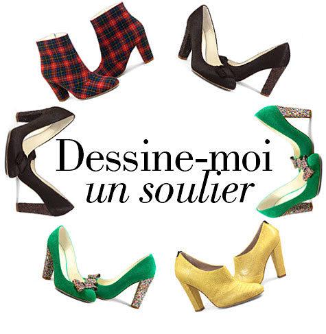 designa egna skor