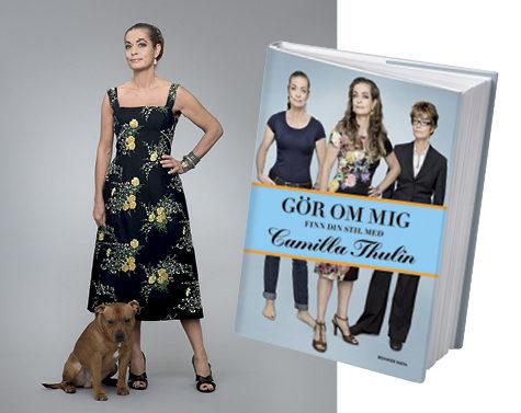 85f67f77 Vinn boken Gör om mig – finn din stil med Camilla Thulin | Femina