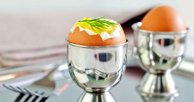 är ägg nyttigt