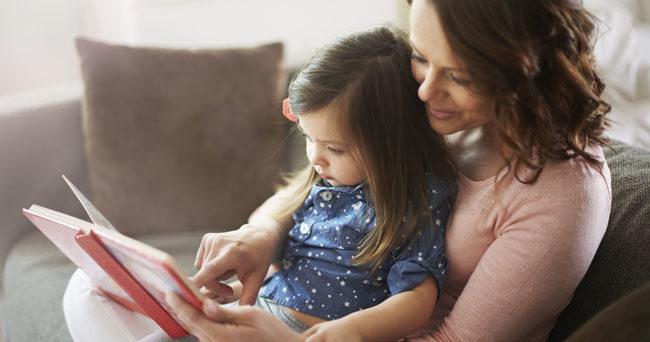6 sätt att få lugnare veckokvällar med barnen