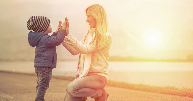 20 frågor att ställa till ditt barn i stället för