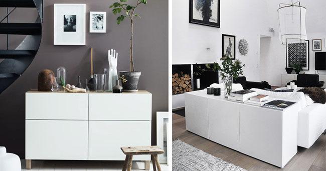 16 Fina Sätt Att Inreda Med Bestå Från Ikea