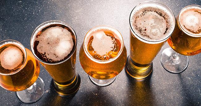 dricker för mycket öl