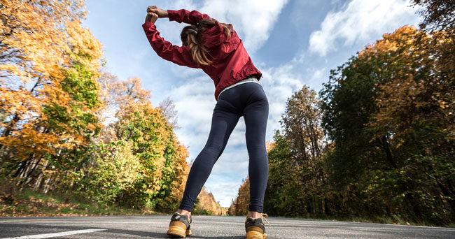 träna med ipren i kroppen