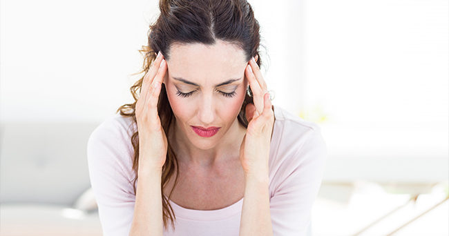 Migrän som inte går över